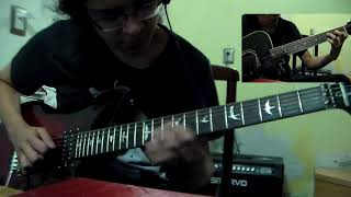 Opeth - The Twilight Is My Robe (Guitar Cover)