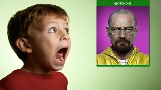 Kid Gets More Than He Bargained For When He Got A Used Copy Of GTA V From GameStop