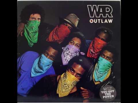 WAR * Outlaw     1982   HQ