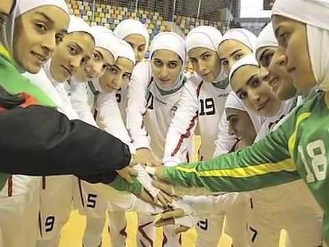 اخبار ورزشی زنان ايران - YouTube