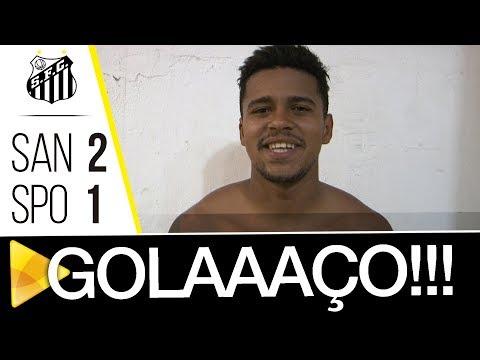 De trás do meio de campo: Diogo Vitor faz gol antológico, no Canindé