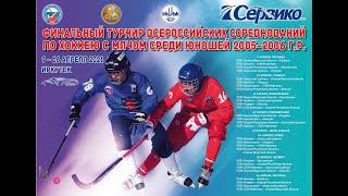 Сборная Республики Хакасия – Сборная Иркутской области