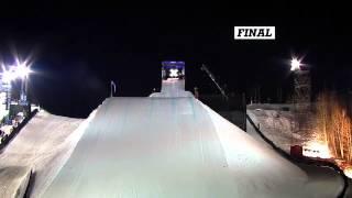 Torstein Horgmo talks about winning Snowboard Big Air Gold