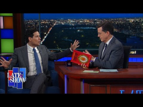 Michael Ian Black Wrote A Book About Trump