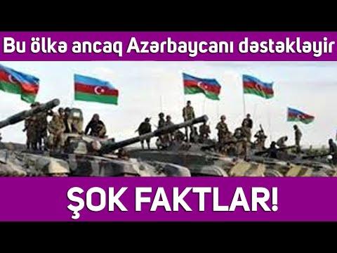 Bu ölkə ancaq Azərbaycanı dəstəkləyir - ŞOK DETALLAR!