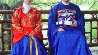 Chinese HanFu (Traditional costume of Han-Chinese nationality)