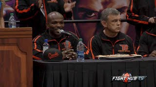 Tim Bradley vs. Brandon Rios full video- COMPLETE Bradley post fight press conference