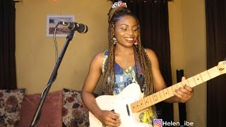 Santana -Black Magic Woman - Guitar Cover