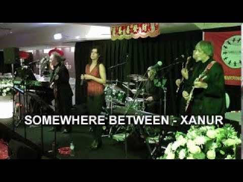 SOMEWHERE BETWEEN - XANUR & JANE