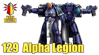ВМ 129 Либрариум - Альфа Легион / Alpha Legion