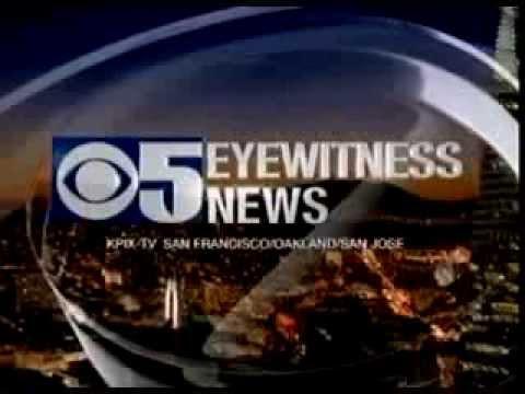 KPIX-TV news opens