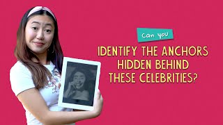 Can You Identify The Anchors Hidden Behind These Celebrities? | Ok Tested