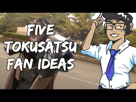 Five Tokusatsu  Ideas 4k subs special