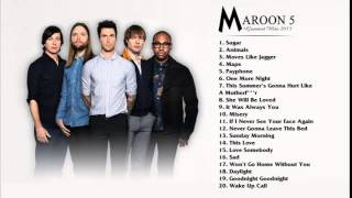Best songs of Maroon 5 2015-2016 HQ