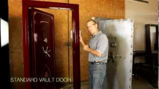 Custom Security Vault Doors