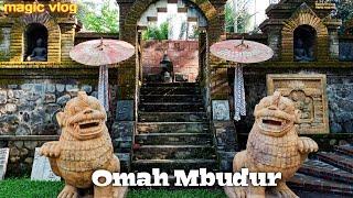 Wisata Omah Mbudur...Eksotisme Budaya Jawa #magicvlog #wisatasekitarborobudur