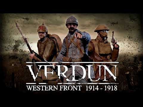 Hold the Line by Toto but every time they say hold the line it plays the voice clip from Verdun