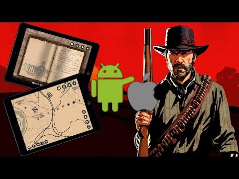 APPLICATION MOBILE IOS & ANDROID (COMPANION APP) RED DEAD REDEMPTION 2