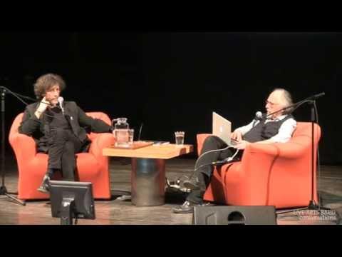 Neil Gaiman in Conversation with Art Spiegelman