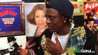 Boosie On Calling 50 Cent For Help, Picking Cotton In Prison, & New Album