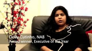 Dolly Cutinho, IEC AWARDS AMBASSADOR