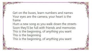 BOY - This Is the Beginning Lyrics