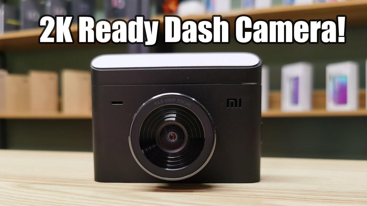 Xiaomi Mi Dash Camera V2 - 2K Ultra Clear and a Whole New Design!