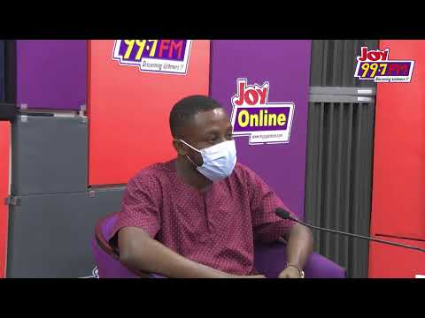 Joy Geek Squad is live with Kobby Spiky Nkrumah on Joy 99.7 FM. (2-2-2021)