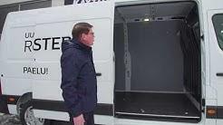 Esittelyssä Renault-pakettiautot