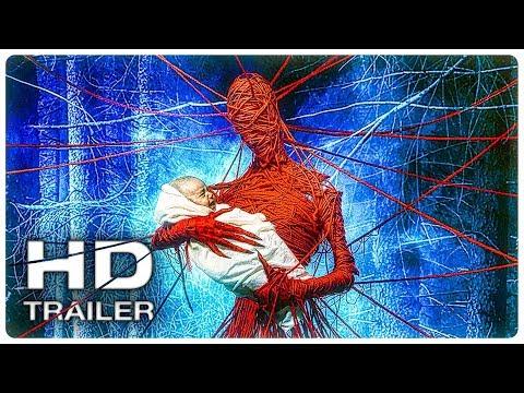ЯГА. КОШМАР ТЁМНОГО ЛЕСА Русский Трейлер #2 (2020) Олег Чугунов Horror Movie HD