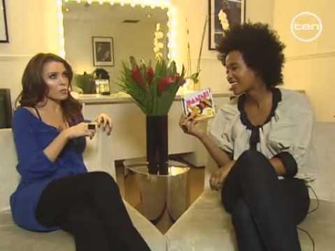 Dannii Minogue Interview (Part1)