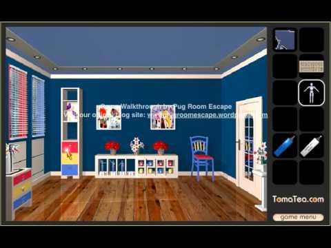 Room Escape Game Walkthrough 脱出ゲーム攻略 Miro Clue By Tomatea