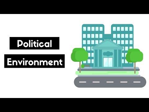 Political Environment (Hindi) B.COM/M.COM, NET/SET/JRF