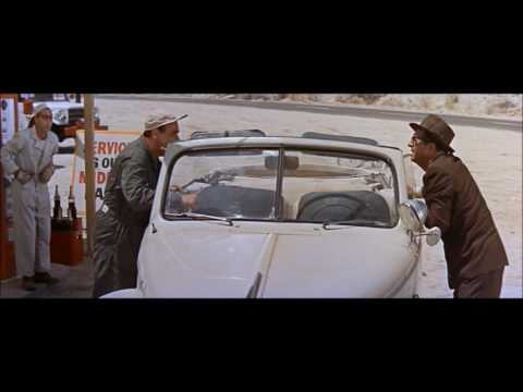 It's a Mad, Mad, Mad, Mad World (1963) - Phil Silvers and Jonathan Winters battle it out