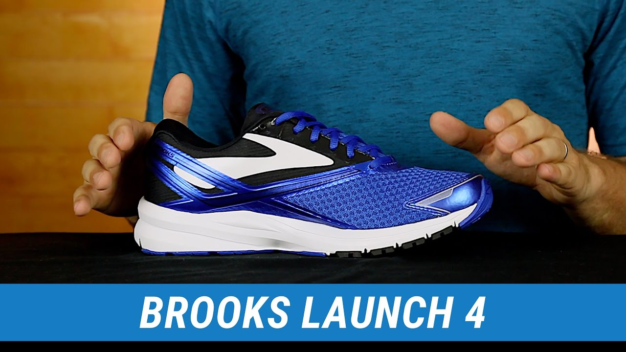 more photos 768ff 2c23d Brooks Launch 4   Men s Fit Expert Review