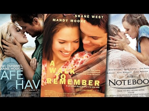 10 Nicholas Sparks Movies Ranked