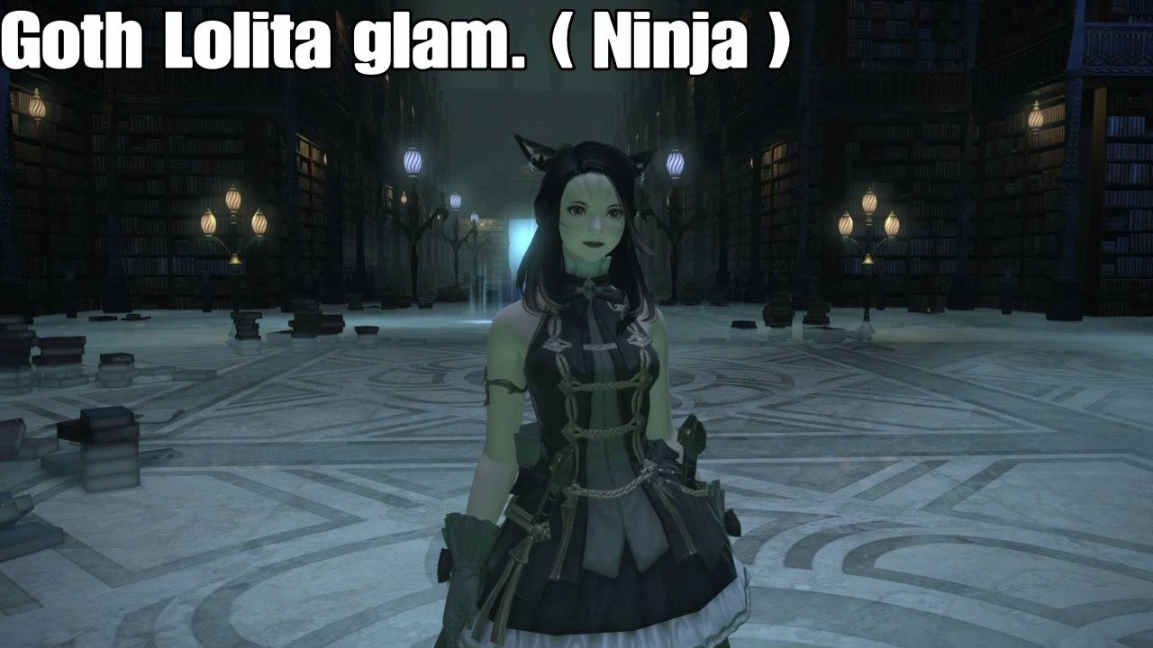 FFXIV | Glamour compilation video
