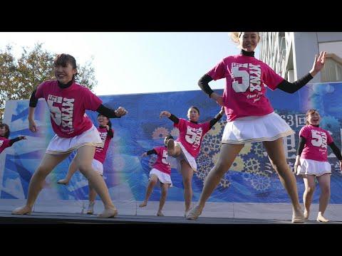 Cheerleading チア 相対性理論 LOVEずっきゅん 早稲田大学チアダンスサークルMYNX 早稲田祭⑦