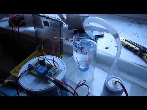 Регулятор уровня воды с aliexpress