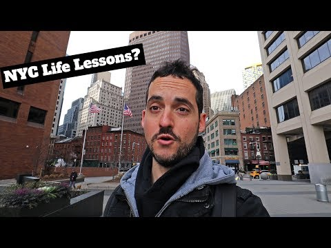 10 Things Living In New York City Has Taught Me !