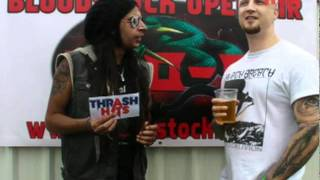 Thrash Hits TV: The Rotted @ Bloodstock Open Air 2011