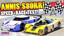 🤯🏁Bestes Handling Im Game!🤯🏁 ANNIS S80RR Speed + Race Test! [GTA 5 Online Diamond Casino Update DLC]