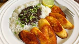 Sweet Plantains Recipe - Fried Sweet Plantains