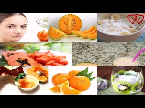 5 FRUITS FOR RADIANT SKIN