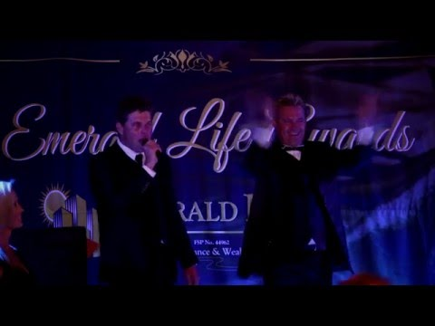 Best Inspirational Dance Speech  Emerald Life Awards 2015