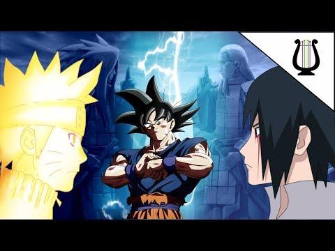 Goku En El Mundo De Naruto NUEVO Episodio 11 - Dragon Ball Super / Naruto