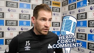 📹 HEAD COACH COMMENTS | Jan Siewert reflects on Arsenal defeat