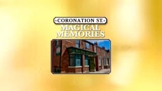 Coronation Street: Magical Memoires - Out Now - TV Ad