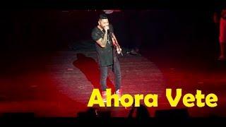 El Chacal  - Ahora Vete ft. Yulien Oviedo ( LIVE MIAMI 2018)