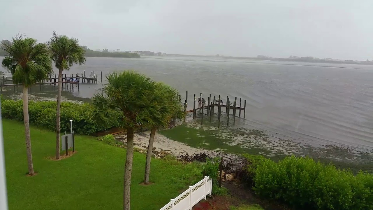 During hurricane Irma in Englewood Fl, part 2 - YouTube